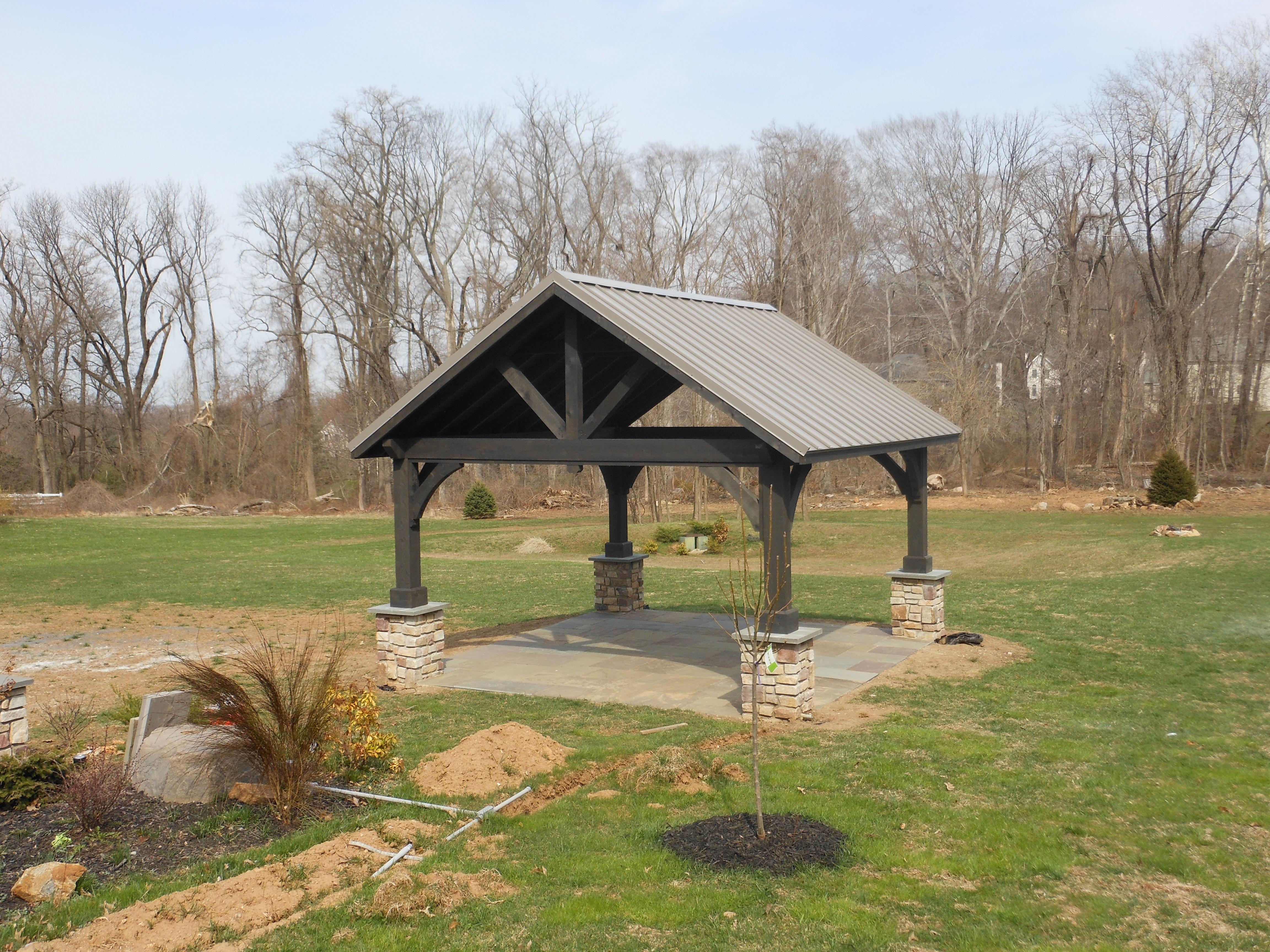 Pavilions - Amish Depot