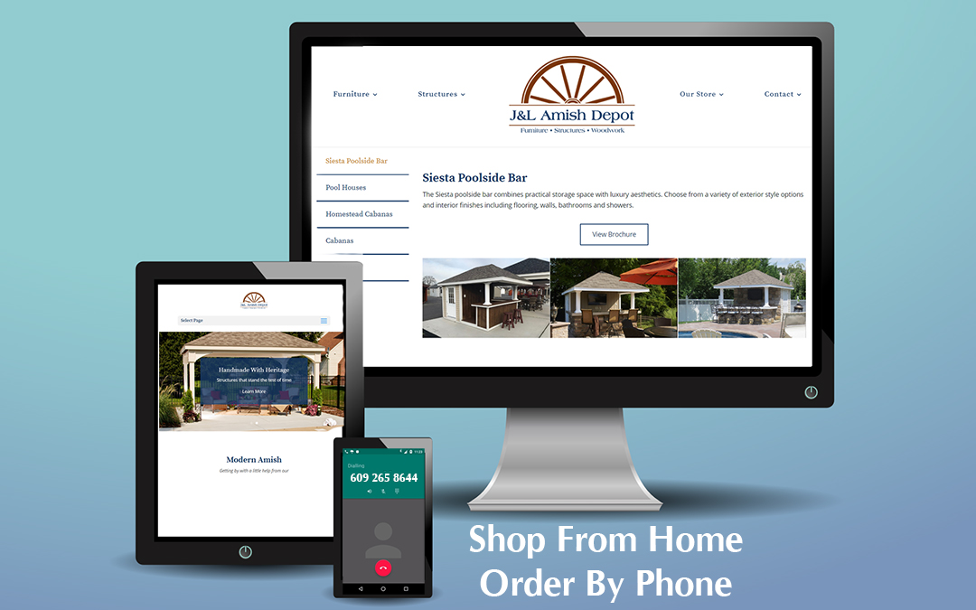 Shop From Home Order By Phone